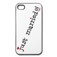 Coque iPhone 4 / 4S  Humour mariage