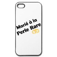 Coque iPhone 5 / 5S  Humour mariage
